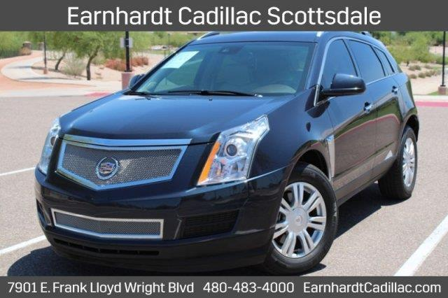 2014 cadillac srx luxury collection luxury collection 4dr suv for sale in scottsdale arizona. Black Bedroom Furniture Sets. Home Design Ideas