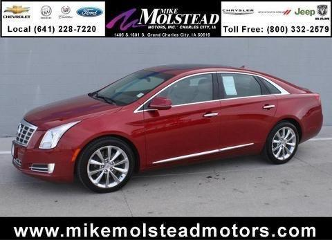 2014 cadillac xts 4 door sedan for sale in charles city iowa classified. Black Bedroom Furniture Sets. Home Design Ideas