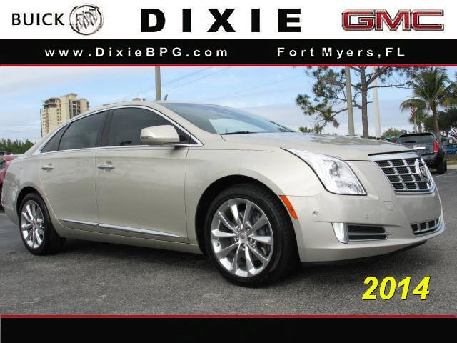 2014 cadillac xts luxury collection luxury collection 4dr sedan for sale in fort myers florida. Black Bedroom Furniture Sets. Home Design Ideas