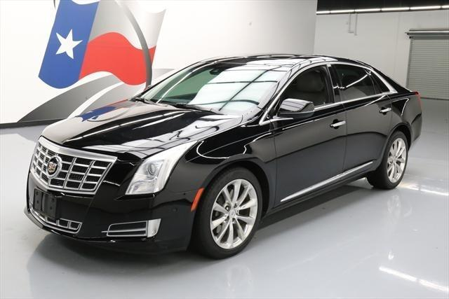2014 cadillac xts luxury collection luxury collection 4dr sedan for sale in houston texas. Black Bedroom Furniture Sets. Home Design Ideas