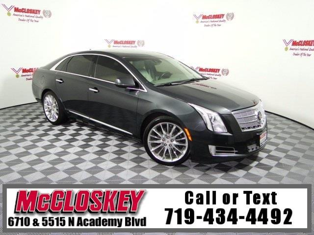 2014 cadillac xts platinum collection awd platinum collection 4dr sedan for sale in colorado. Black Bedroom Furniture Sets. Home Design Ideas