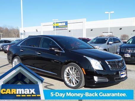 2014 Cadillac XTS Platinum Collection AWD Vsport