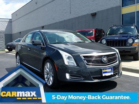 2014 Cadillac XTS Platinum Collection AWD Vsport