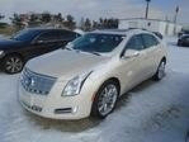 2014 Cadillac XTS Platinum Collection Platinum