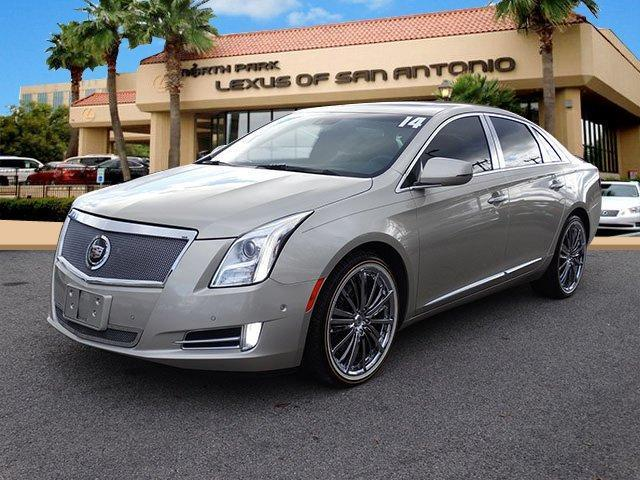 2014 Cadillac XTS Platinum Collection Platinum