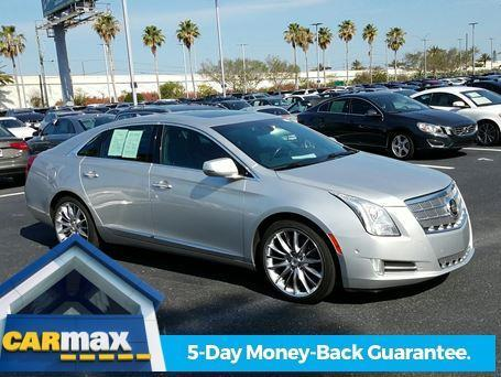 2014 cadillac xts platinum collection platinum collection 4dr sedan for sale in clearwater. Black Bedroom Furniture Sets. Home Design Ideas