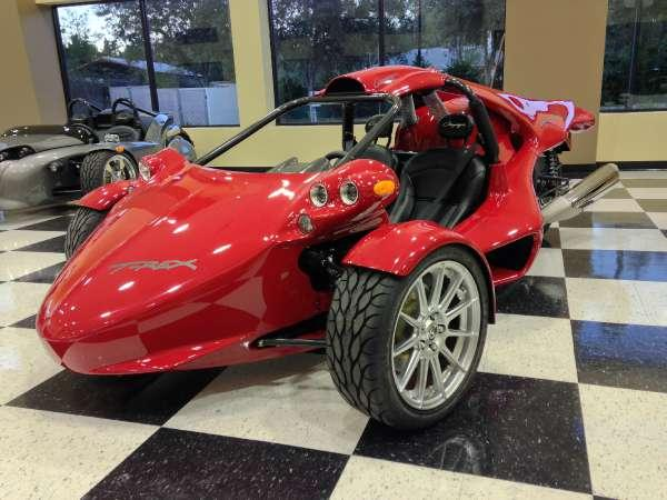 3 Wheel Car T Rex For Sale >> 2014 Campagna T-Rex 16S for Sale in Wrentham ...