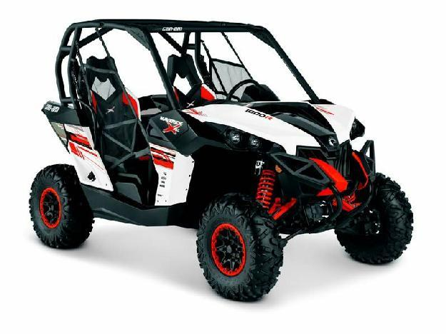 2014 Can-Am Maverick X xc DPS 1000R