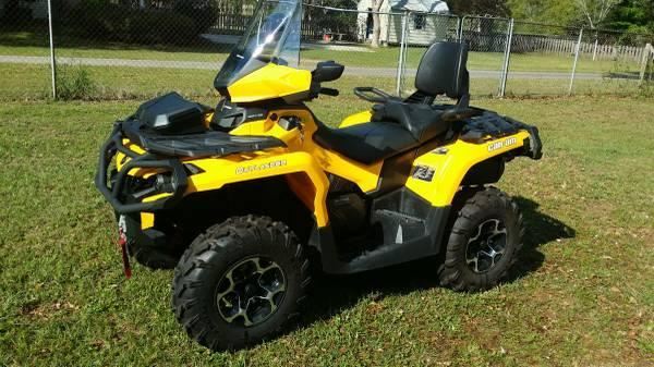 2014 Can-Am Outlander in Cantonment, FL