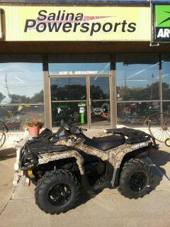2014 Can-Am Outlander XT 1000
