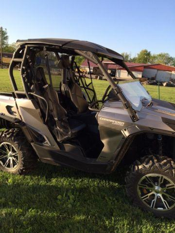 2014 can am side by side commander 1000 limited for sale in johnson city tennessee classified. Black Bedroom Furniture Sets. Home Design Ideas