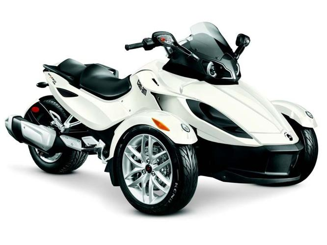 2014 Can-Am Spyder RS SM5 for Sale in Louisville, Tennessee Classified