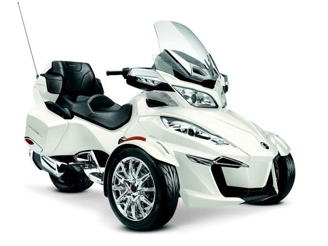 2014 can am spyder rt limited for sale in ceylon ohio classified. Black Bedroom Furniture Sets. Home Design Ideas