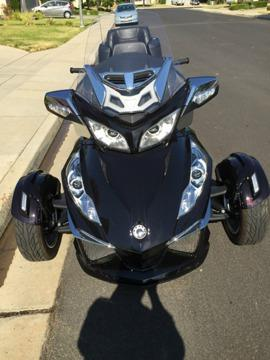 2014 can am spyder rt limited for sale in deerfield beach florida classified. Black Bedroom Furniture Sets. Home Design Ideas