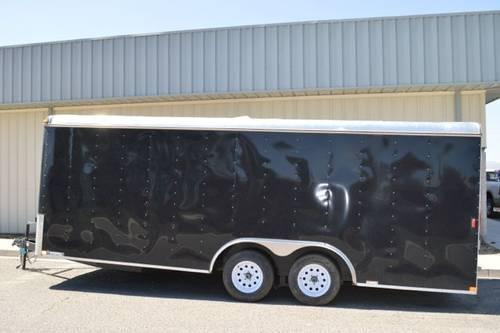 2014 Cargo Trailer 8.5X20 WEATHER DAMAGE MUST SEE