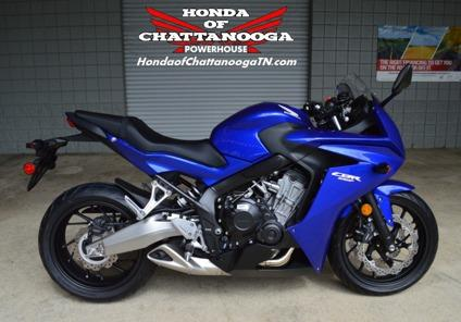 2014 cbr650f for sale chattanooga tn ga al area for Honda motorcycle dealers in tennessee