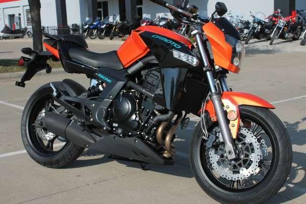 2013 CFMoto 650NK - Picture 498796 | motorcycle review