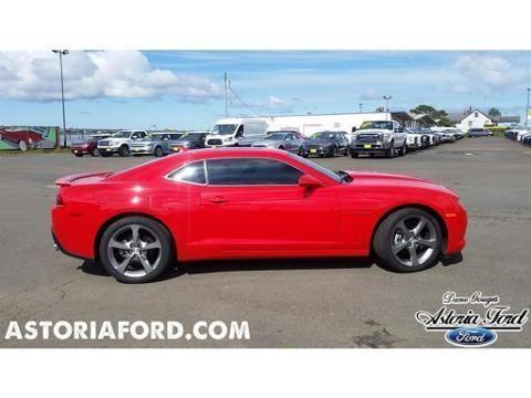 2014 Chevrolet Camaro 2 Door Coupe For Sale In Astoria