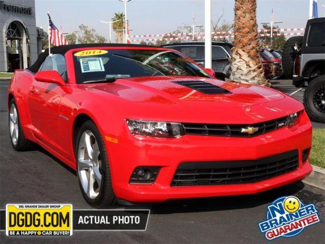 2014 chevrolet camaro 2d convertible ss for sale in newark california classified. Black Bedroom Furniture Sets. Home Design Ideas