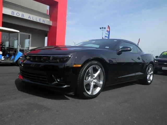 2014 Chevrolet Camaro Coupe Ss W 2ss For Sale In Danville