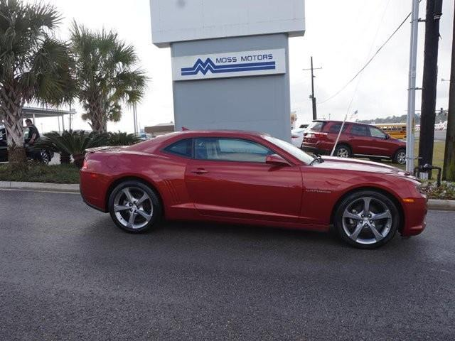 2014 Chevrolet Camaro Lt Lt 2dr Coupe W 2lt For Sale In