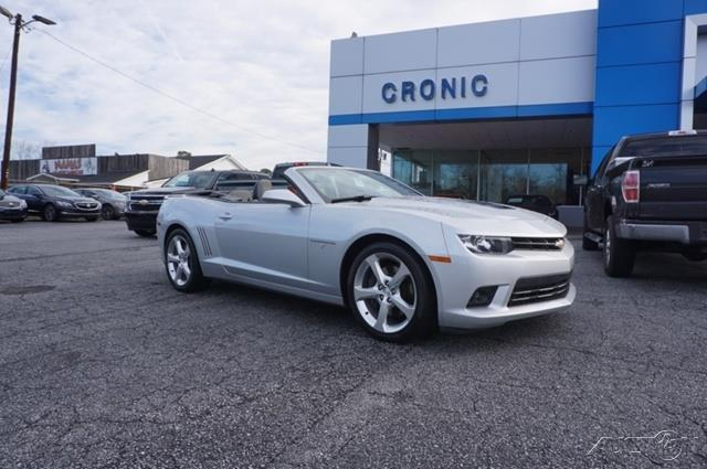 2014 chevrolet camaro ss ss 2dr convertible w 2ss for sale in griffin georgia classified. Black Bedroom Furniture Sets. Home Design Ideas
