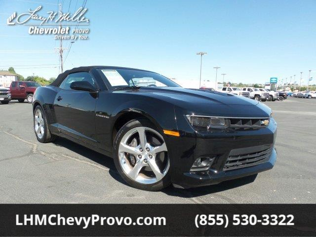 2014 chevrolet camaro ss ss 2dr convertible w 2ss for sale in provo utah classified. Black Bedroom Furniture Sets. Home Design Ideas