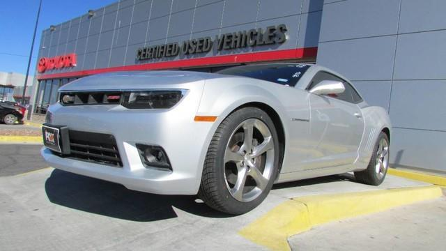 2014 Chevrolet Camaro SS SS 2dr Coupe w/2SS
