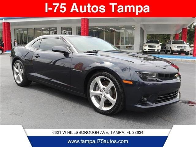 2014 Chevrolet Camaro Ss Ss 2dr Coupe W 2ss For Sale In