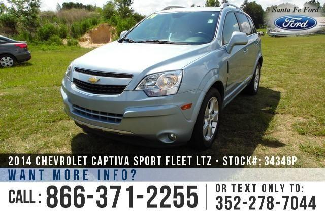 2014 Chevrolet Captiva LTZ - 21K Miles - Finance Here!
