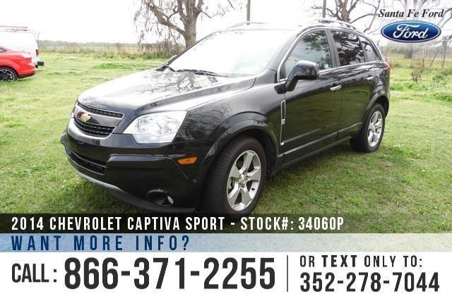 2014 Chevrolet Captiva Sport Fleet LTZ - 33K Miles -