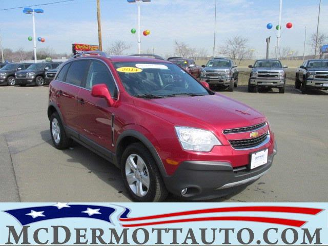2014 chevrolet captiva sport ls 4dr suv w 2ls for sale in new haven connecticut classified. Black Bedroom Furniture Sets. Home Design Ideas
