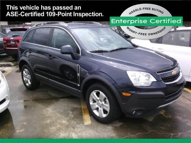 2012 Chevrolet Captiva Sport Fwd 4dr Lt For Sale Html