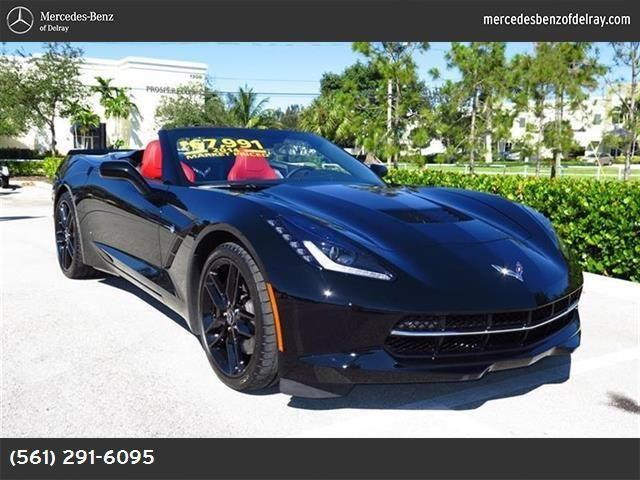 2014 chevrolet corvette stingray for sale in delray beach florida. Cars Review. Best American Auto & Cars Review