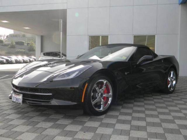 2014 chevrolet corvette stingray convertible for sale in vallejo. Cars Review. Best American Auto & Cars Review