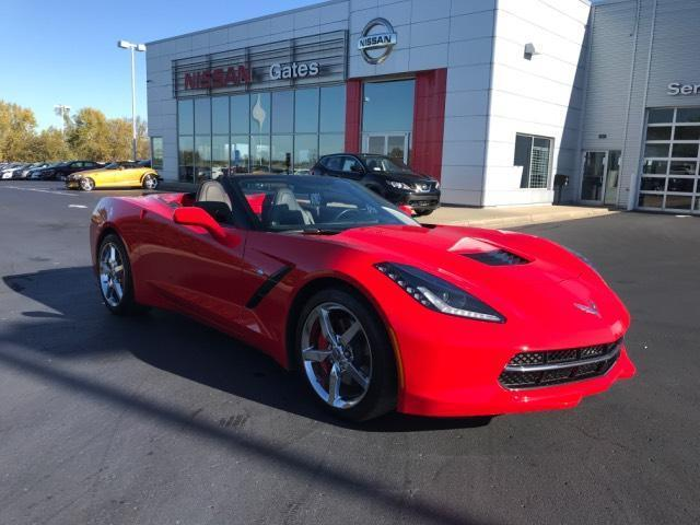 2014 chevrolet corvette stingray stingray 2dr convertible. Black Bedroom Furniture Sets. Home Design Ideas