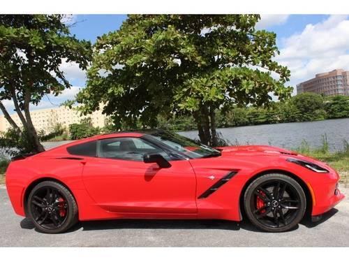 2014 corvette stingray coupe 1lt for sale corvette dealer autos. Black Bedroom Furniture Sets. Home Design Ideas