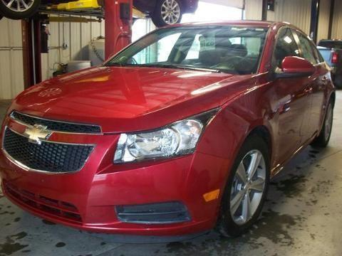2014 Chevrolet Cruze 4 Door Sedan For Sale In Glen Park