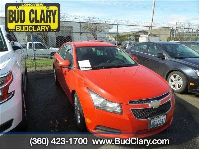 2014 chevrolet cruze eco manual eco manual 4dr sedan w 1se. Black Bedroom Furniture Sets. Home Design Ideas
