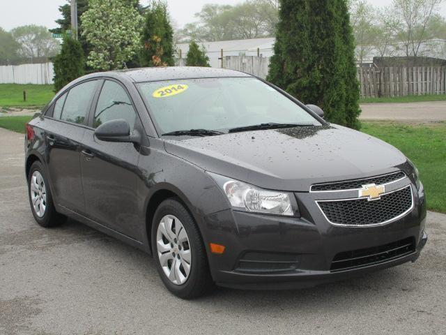 Used Cars Lansing >> 2014 Chevrolet Cruze LS for Sale in Meskegon, Michigan ...