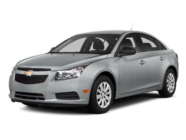 2014 Chevrolet Cruze LS Auto LS Auto 4dr Sedan w/1SB
