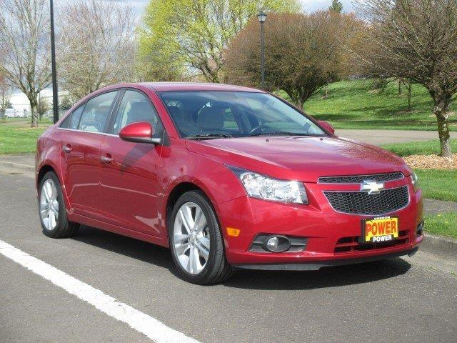 2014 chevrolet cruze ltz albany or for sale in albany oregon classified. Black Bedroom Furniture Sets. Home Design Ideas