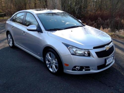 2014 Chevrolet Cruze Ltz Port Orchard Wa For Sale In Port