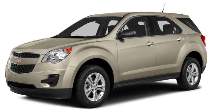 2014 Chevrolet Equinox LS LS 4dr SUV