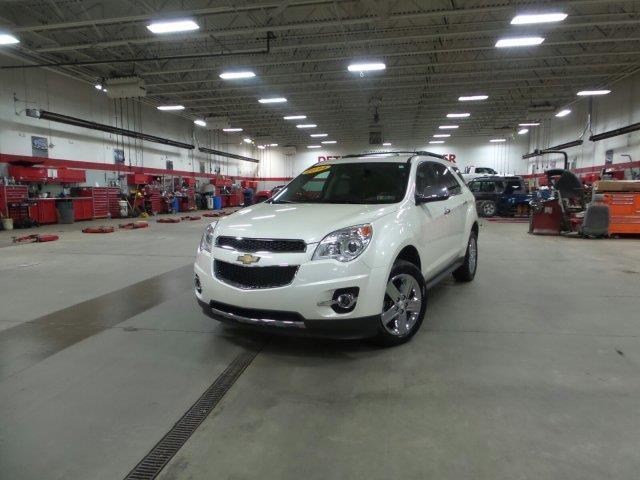 2014 Chevrolet Equinox LTZ AWD LTZ 4dr SUV