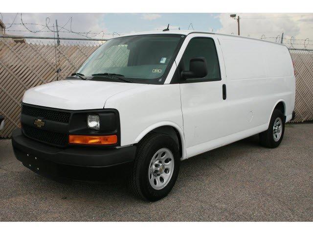 2014 Chevrolet Express 1500 Work Van El Paso Tx For Sale