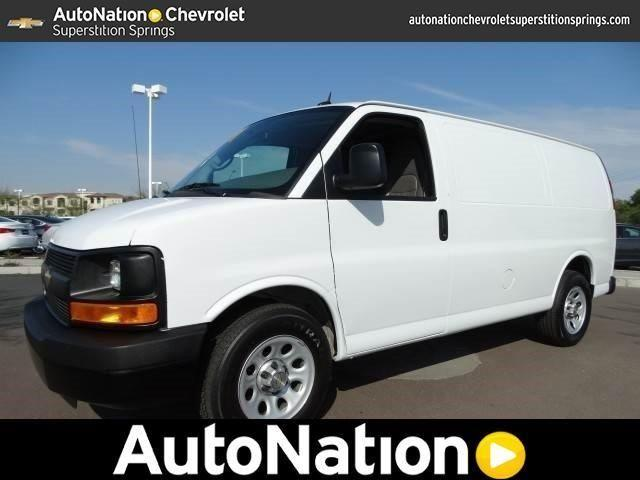 2014 chevrolet express cargo van for sale in mesa arizona classified. Cars Review. Best American Auto & Cars Review