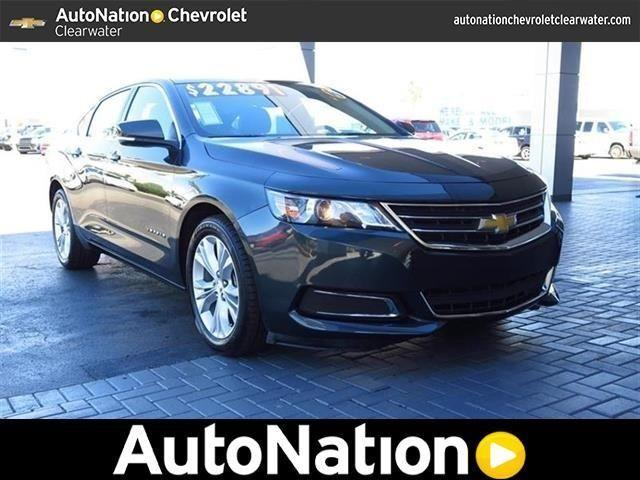 2014 chevrolet impala for sale in clearwater florida classified. Black Bedroom Furniture Sets. Home Design Ideas