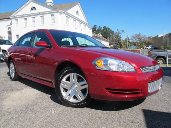 2014 chevrolet impala limited lt conway sc for sale in conway south carolina classified. Black Bedroom Furniture Sets. Home Design Ideas