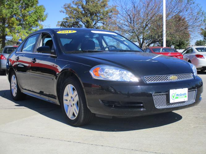2014 chevrolet impala limited lt fleet lt fleet 4dr sedan. Black Bedroom Furniture Sets. Home Design Ideas